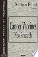 Cancer Vaccines Book PDF
