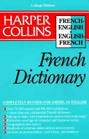Harper Collins French Dictionary