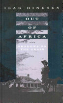 Out of Africa and Shadows on the Grass Book