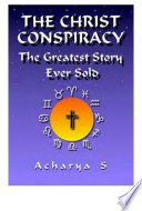 The Christ Conspiracy Book