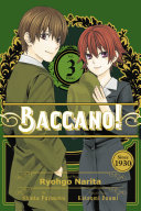 Baccano!, Vol. 3 (manga)