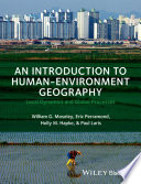 An Introduction to Human Environment Geography