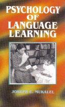 Psychology of Language Learning