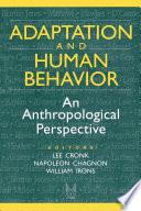 Adaptation and Human Behavior
