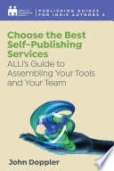 Choose the Best Self-Publishing Services