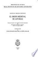El orden medieval de Asturias