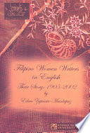 Filipino Women Writers in English
