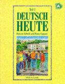 Deutsch Heute Student Book 1a