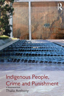 Pdf Indigenous People, Crime and Punishment Telecharger