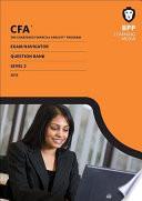CFA Navigator - Level 3 Question Bank