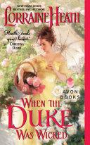 When the Duke Was Wicked [Pdf/ePub] eBook