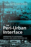 The Peri Urban Interface