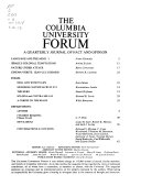 Columbia University Forum