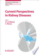 Current Perspectives in Kidney Diseases