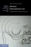 Mestizo International Law