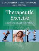 Therapeutic Exercise Pdf/ePub eBook