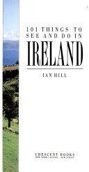 101 Things to See and Do in Ireland