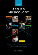 Applied Musicology