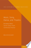 Music Song Dance And Theater