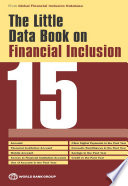The Little Data Book On Financial Inclusion 2015 Book PDF