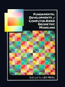Fundamental Developments of Computer-aided Geometric Modeling