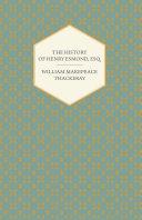 The History of Henry Esmond, Esq. [Pdf/ePub] eBook