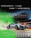 After Effects for Flash Flash for After Effects