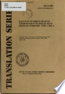 Bulletin of the Commission on the Determination of the Absolute Age of Geological Formations