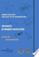 Marine Navigation and Safety of Sea Transportation Book