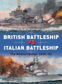 British Battleship vs Italian Battleship
