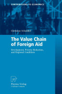 The Value Chain of Foreign Aid