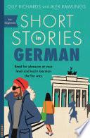 Short Stories in German for Beginners Book