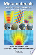 Metamaterials Book