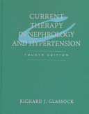 Current Therapy In Nephrology And Hypertension Book PDF