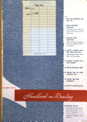 An Administrator s Handbook on Reading