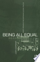 Being All Equal Book