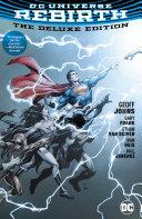 DC Universe: Rebirth Deluxe Edition [Pdf/ePub] eBook
