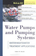 Water Pumps And Pumping Systems Book PDF