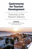 Gastronomy for Tourism Development Book