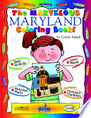 The Marvelous Maryland Coloring Book