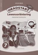Books - Headstart Lewensori�ntering Graad 7 Onderwysersgids | ISBN 9780199054831