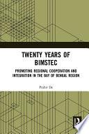 Twenty Years of BIMSTEC