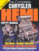 Complete Chrysler Hemi Engine Manual