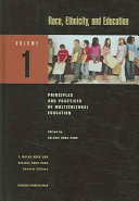 Race Ethnicity And Education Principles And Practices Of Multicultural Education Book