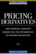 Pricing Derivatives