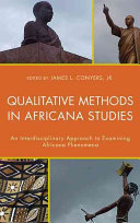 Qualitative Methods in Africana Studies