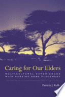 Caring for Our Elders