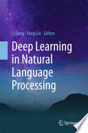 Deep Learning in Natural Language Processing