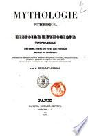 Mythologie Pittoresque Or Histoire M Thodique Universelle Des Faux Dieux De Tous Les Peuples Anciens Et Modernes