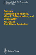 Pdf Calcium Regulating Hormones, Vitamin D Metabolites, and Cyclic AMP Assays and Their Clinical Application Telecharger